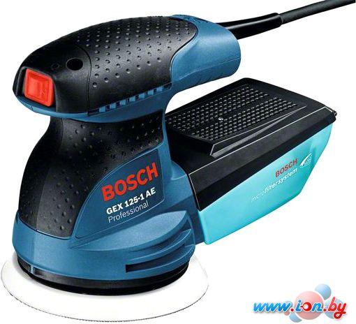 Эксцентриковая шлифмашина Bosch GEX 125-1 AE Professional (0601387500) в Могилёве