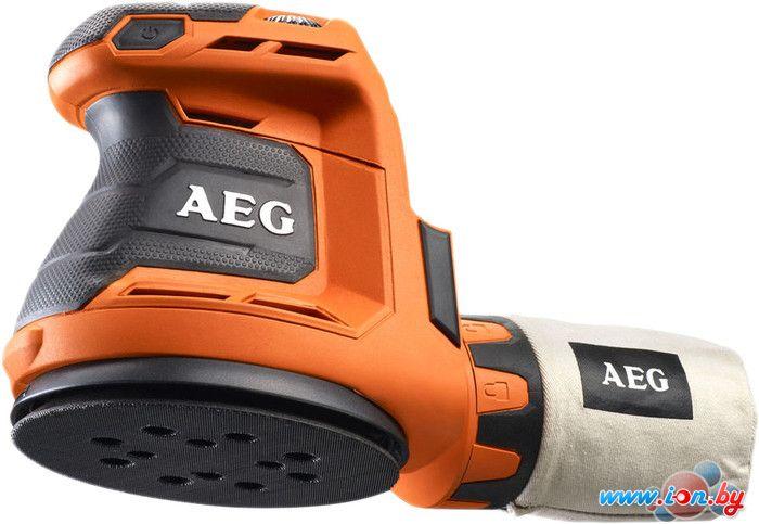 Эксцентриковая шлифмашина AEG BEX18-125-0 [4935451086] в Могилёве