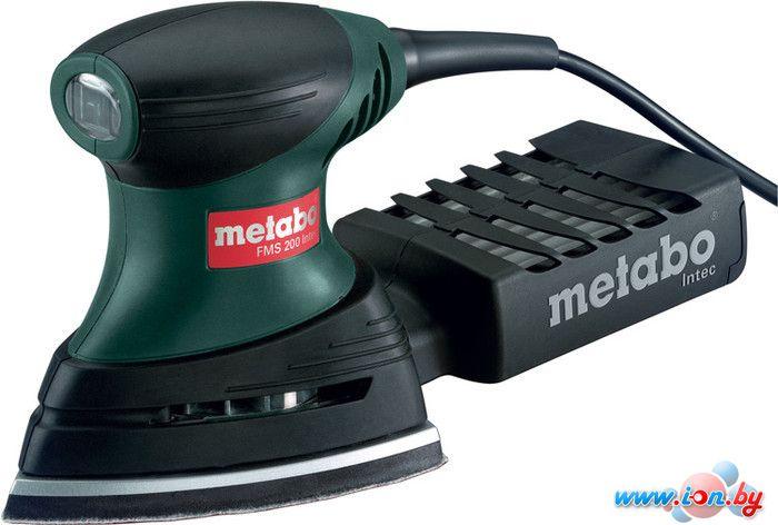 Дельташлифмашина Metabo FMS 200 Intec в Могилёве