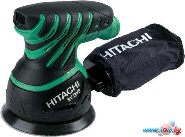 Эксцентриковая шлифмашина Hitachi SV13YB в Могилёве