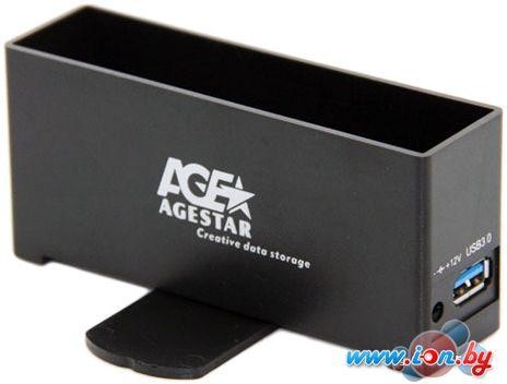 Бокс для жесткого диска AgeStar 3UBT1 Black в Могилёве