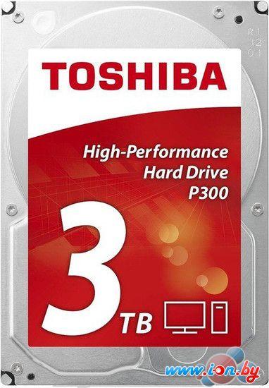 Жесткий диск Toshiba P300 3TB [HDWD130EZSTA] в Могилёве