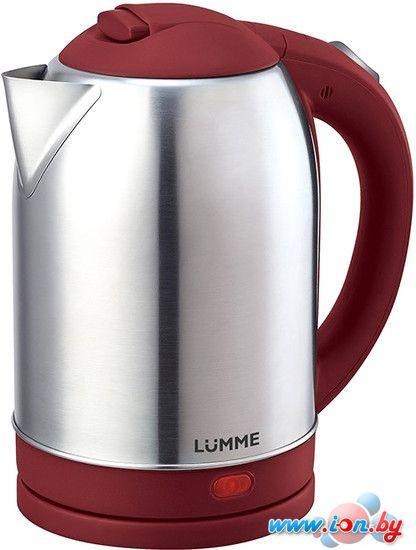 Чайник Lumme LU-219 (красный гранат) в Могилёве