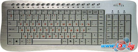 Клавиатура Oklick 380 M Office Keyboard в Могилёве