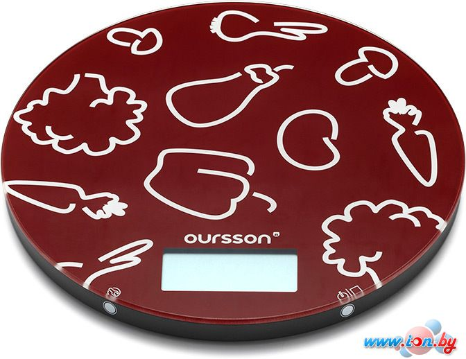 Кухонные весы Oursson KS5003GD/DC в Могилёве