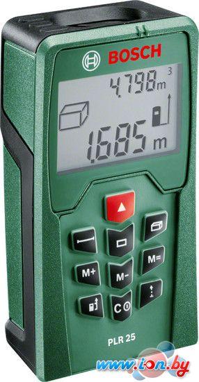 Лазерный дальномер Bosch PLR 25 (0603016220) в Могилёве