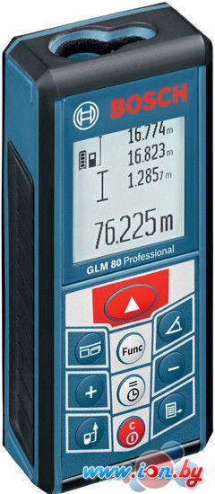 Лазерный дальномер Bosch GLM 80 Professional (0601072300) в Могилёве