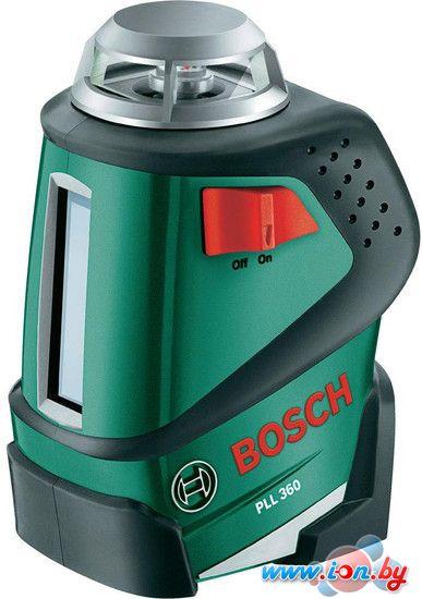 Лазерный нивелир Bosch PLL 360 Set (0603663001) в Могилёве