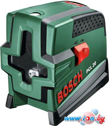 Лазерный нивелир Bosch PCL 20 [0603008220] в Могилёве