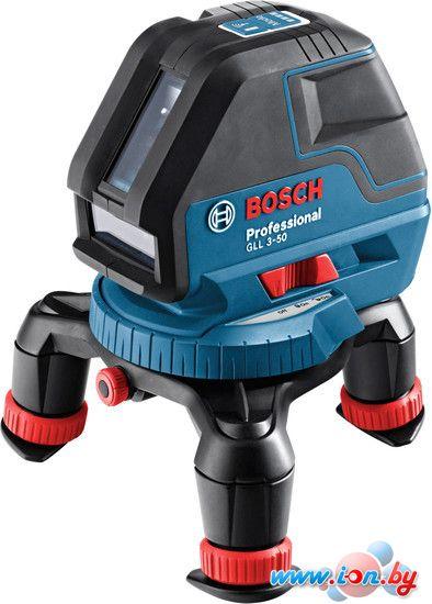 Лазерный нивелир Bosch GLL 3-50 Professinal (0601063802) в Могилёве