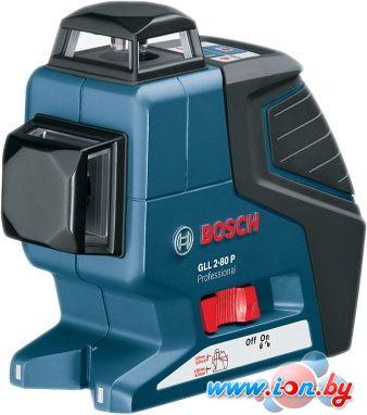 Лазерный нивелир Bosch GLL 2-80 P (с держателем BM 1) [0601063208] в Могилёве