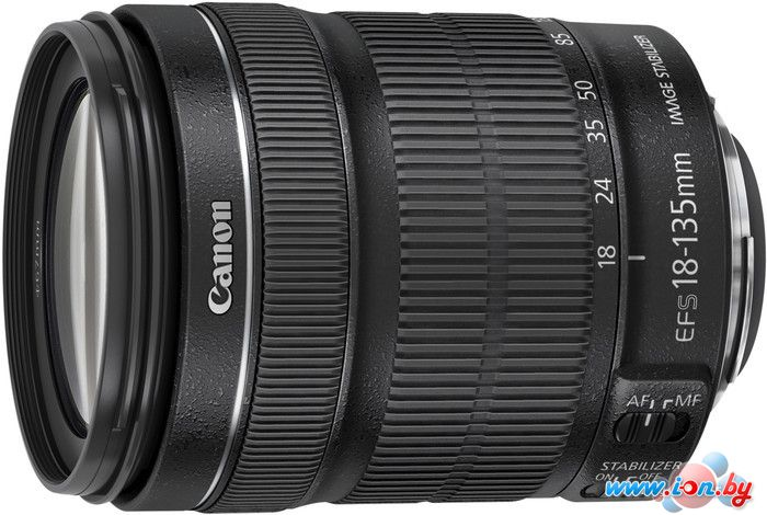 Объектив Canon EF-S 18-135mm f/3.5-5.6 IS STM в Могилёве