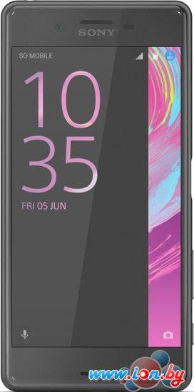Смартфон Sony Xperia X Dual Graphite Black в Могилёве