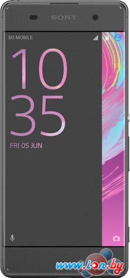 Смартфон Sony Xperia XA Graphite Black в Могилёве