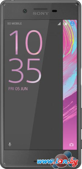 Смартфон Sony Xperia X Graphite Black в Могилёве