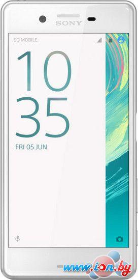Смартфон Sony Xperia X Dual White в Могилёве