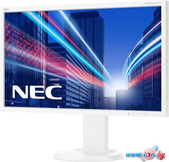 Монитор NEC MultiSync E243WMi-WH в Могилёве