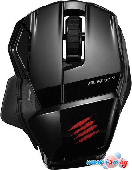 Игровая мышь Mad Catz Office R.A.T. M Glossy Black [MCB4371700C2/04/1] в Могилёве