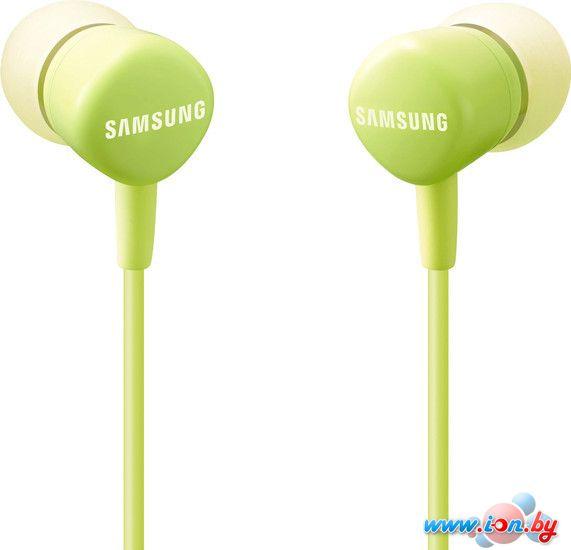 Наушники с микрофоном Samsung HS130 (зеленый ) [EO-HS1303GEG] в Могилёве