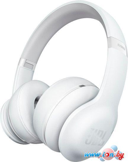 Наушники с микрофоном JBL Everest 300 (белый) в Могилёве