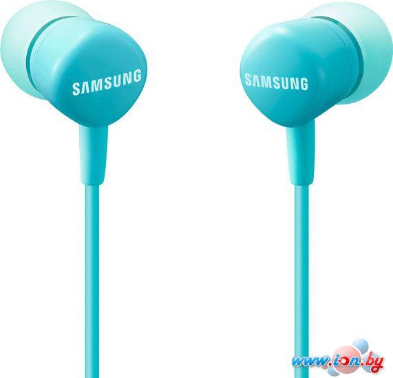 Наушники с микрофоном Samsung HS130 (голубой) [EO-HS1303LEG] в Могилёве