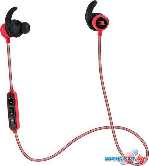 Наушники с микрофоном JBL Reflect Mini BT (красный) [JBLREFMINIBTRED] в Могилёве