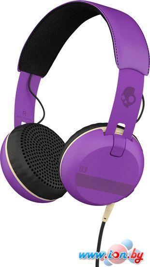 Наушники с микрофоном Skullcandy Grind Ill Famed Purple в Могилёве