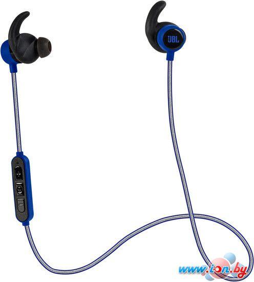 Наушники с микрофоном JBL Reflect Mini BT (синий) [JBLREFMINIBTBLU] в Могилёве