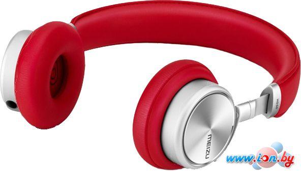 Наушники с микрофоном MEIZU HD50 (красный) в Могилёве