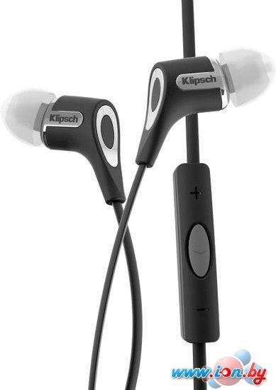 Наушники с микрофоном Klipsch R6I Черный в Могилёве