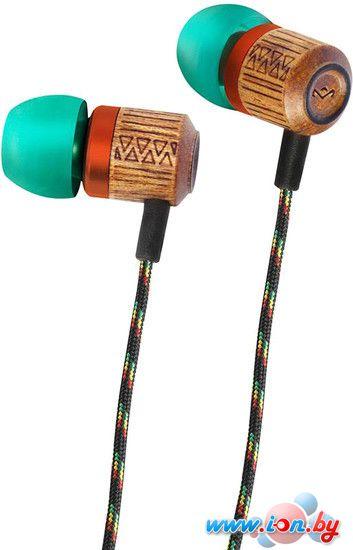 Наушники с микрофоном Marley Chant Rasta [EM-JE051-RA] в Могилёве