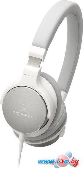 Наушники с микрофоном Audio-Technica ATH-SR5 (белый) [ATH-SR5WH] в Могилёве