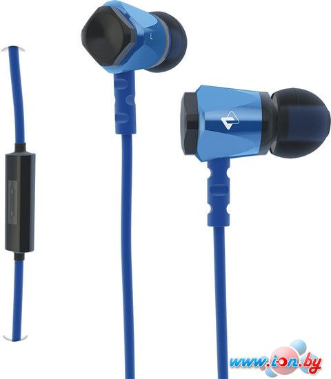 Наушники с микрофоном Fischer Audio Blue Ribbon [FE-211] в Могилёве