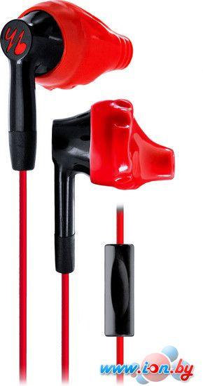 Наушники с микрофоном JBL Yurbuds Inspire 300 Red [YBIMINSP03RNB] в Могилёве