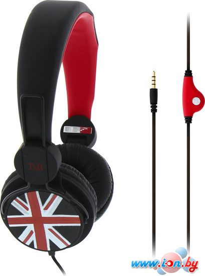 Наушники с микрофоном T'nB Vip Be Color Headphones London [CSBCUK] в Могилёве