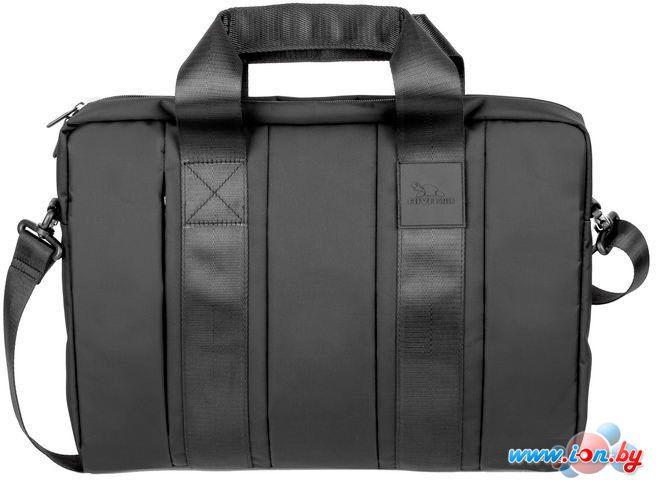 Сумка для ноутбука Riva 8830 black в Могилёве