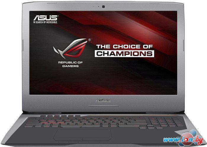 Ноутбук ASUS G752VT-GC124T в Могилёве