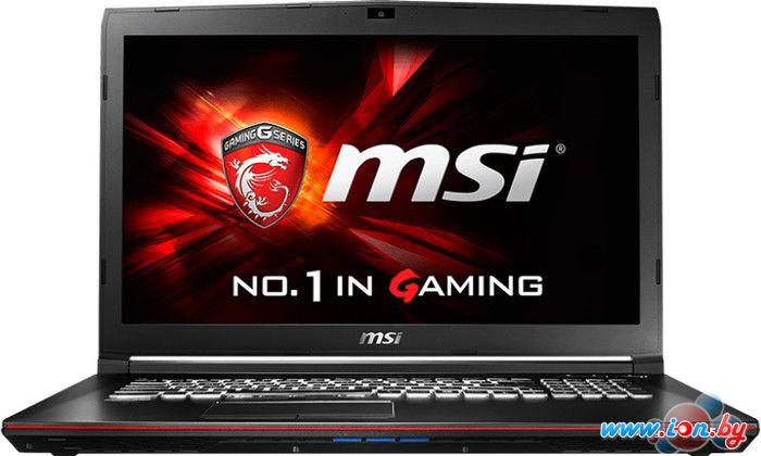 Ноутбук MSI GP72 6QF-272RU Leopard Pro в Могилёве