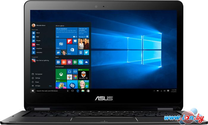 Ноутбук ASUS VivoBook Flip TP301UA-C4138T в Могилёве