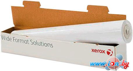 Офисная бумага Xerox Inkjet Monochrome Paper 914 мм x 50 м (75 г/м2) (450L90007) в Могилёве