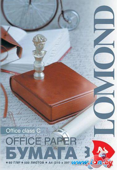 Офисная бумага Lomond Office A4 (80 г/м2) 0101005 в Могилёве