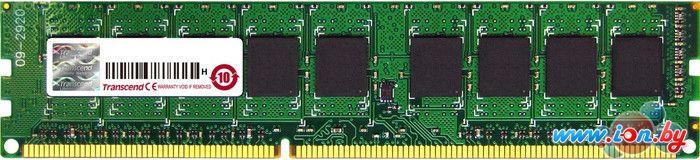 Оперативная память Transcend 8GB DDR3 PC3-10600 (TS1GLK64V3H) в Могилёве
