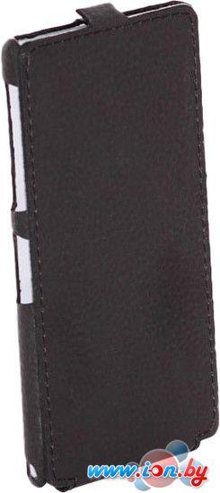 Чехол Versado Флипкейс для Sony Xperia Z2 (черный) в Могилёве