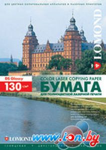 Фотобумага Lomond глянцевая двусторонняя А4 130 г/кв.м. 250 листов (0310141) в Могилёве