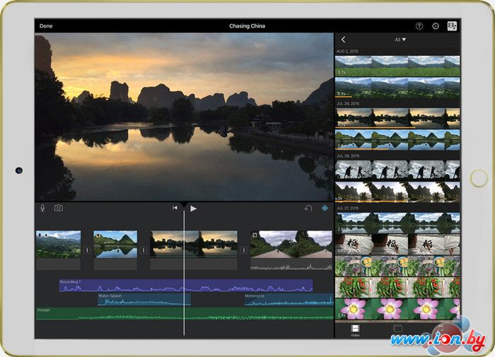 Планшет Apple iPad Pro 256GB Gold в Могилёве