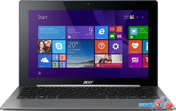 Планшет Acer Aspire Switch 11 V SW5-173 60GB (с клавиатурой) [NT.G2TER.005] в Могилёве