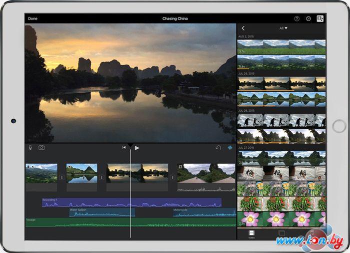 Планшет Apple iPad Pro 256GB Silver в Могилёве