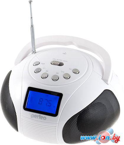 Портативная аудиосистема Perfeo BoomBox (PF-BOOM210-WT) в Могилёве