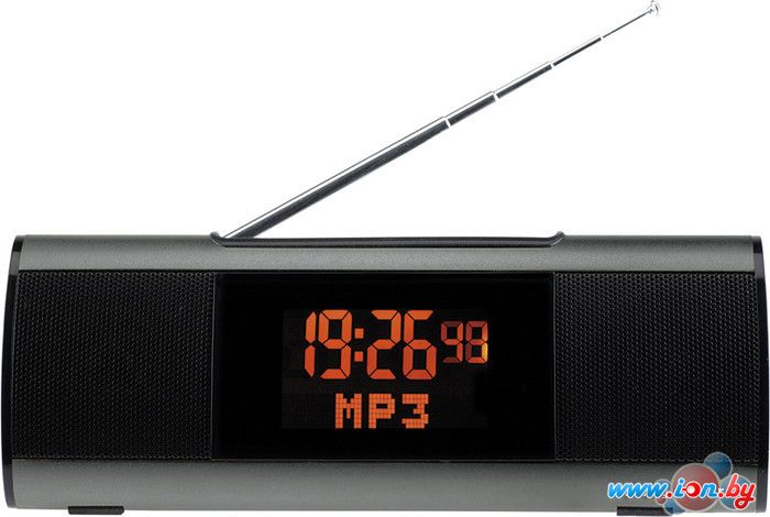 Портативная аудиосистема iBest HJ-89 серебряный в Могилёве
