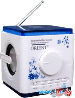Портативная аудиосистема Orient MC-015F в Могилёве